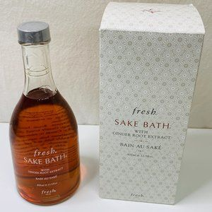 Fresh Sake Bath with Ginger Root Extract 400ml 13.